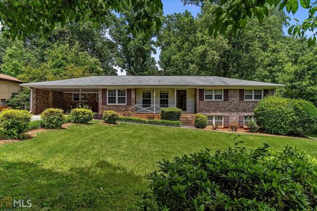 1861 Kinridge Rd, Marietta, GA 30062 (MLS #8988333) :: Athens Georgia Homes