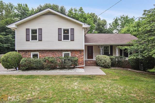5172 N Hampton Ridge, Peachtree Corners, GA 30092 (MLS #8988424) :: Houska Realty Group