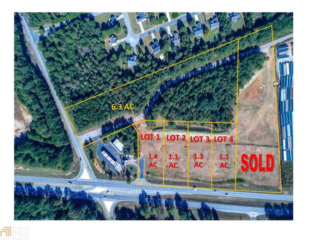0 Highway 78 & Troy Smith Rd Lot 1, Monroe, GA 30655 (MLS #8988510) :: Crest Realty