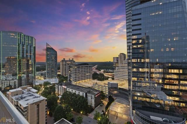 3324 Peachtree Rd #1813, Atlanta, GA 30326 (MLS #8988559) :: RE/MAX Eagle Creek Realty