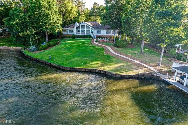 107 Live Oak Ln, Milledgeville, GA 31061 (MLS #8988575) :: Crest Realty