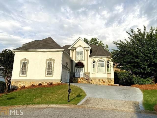 4770 Powers Park, Marietta, GA 30067 (MLS #8988731) :: Crown Realty Group