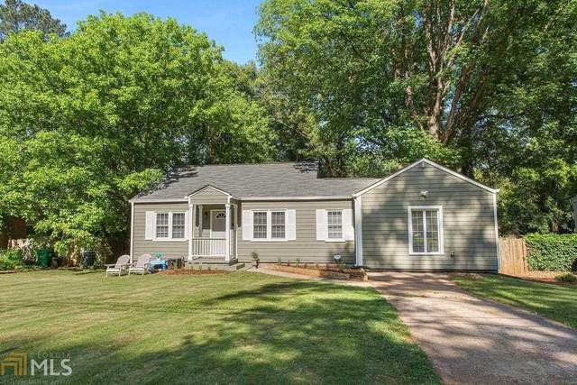 1363 Fenway Cir, Decatur, GA 30030 (MLS #8988800) :: Athens Georgia Homes