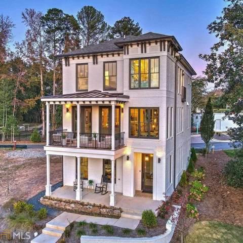 100 Villa Magnolia Ln, Alpharetta, GA 30009 (MLS #8988904) :: Athens Georgia Homes