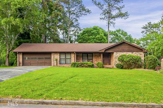 3266 Hidden Forest, Snellville, GA 30078 (MLS #8988938) :: Buffington Real Estate Group