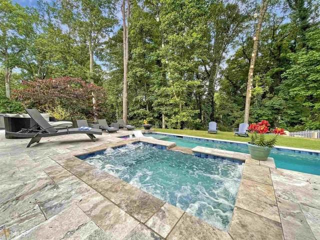1701 Dresden Drive, Brookhaven, GA 30319 (MLS #8988957) :: RE/MAX Eagle Creek Realty
