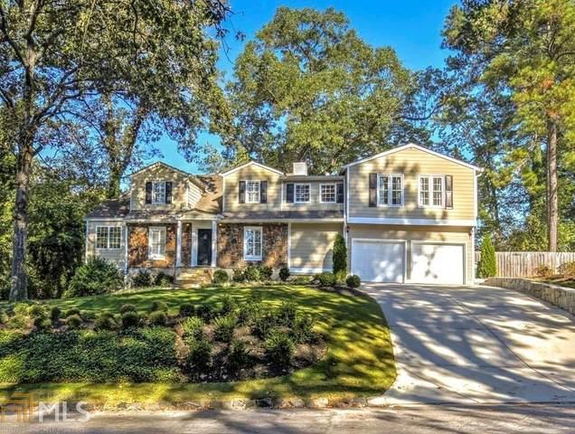 610 Darlington Rd, Atlanta, GA 30305 (MLS #8989001) :: Perri Mitchell Realty