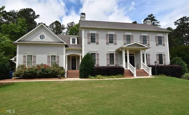 275 Highgrove Dr, Fayetteville, GA 30215 (MLS #8989094) :: The Ursula Group