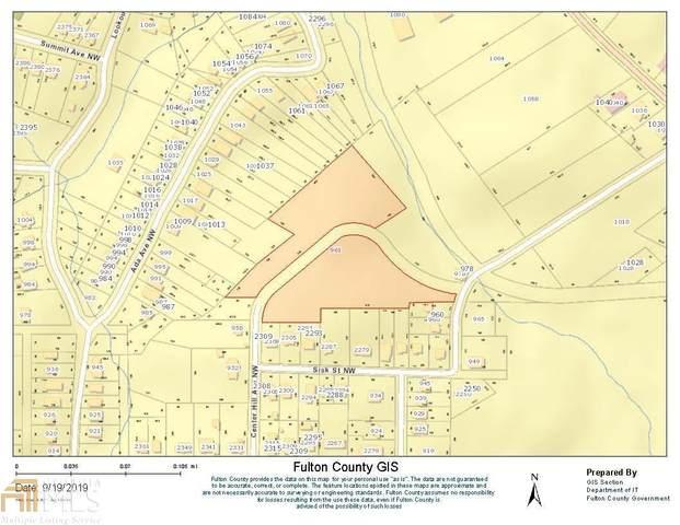 0 Center Hill Ave, Atlanta, GA 30318 (MLS #8989171) :: Buffington Real Estate Group