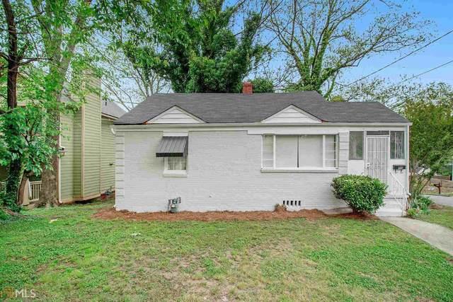 154 Lawton St, Atlanta, GA 30314 (MLS #8989261) :: RE/MAX Eagle Creek Realty