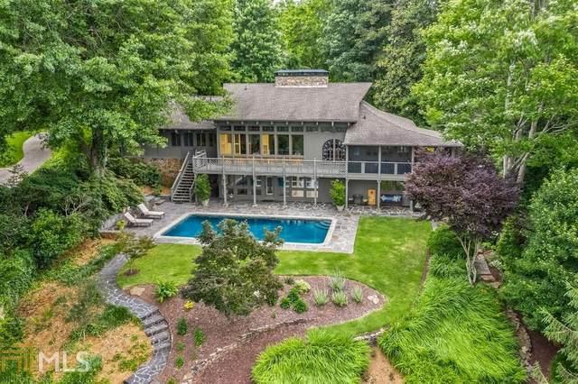 861 Sherwood Rd, Gainesville, GA 30501 (MLS #8989282) :: Buffington Real Estate Group