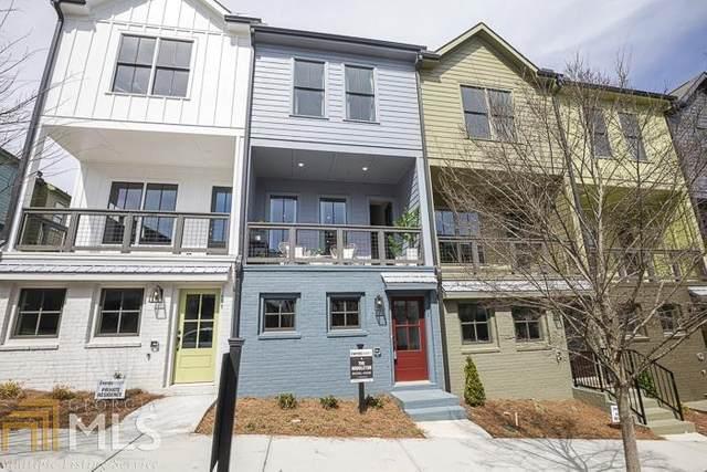 60 Bill Lucas Dr #25, Atlanta, GA 30315 (MLS #8989388) :: Buffington Real Estate Group