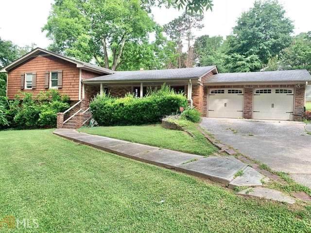 2842 Briarcliff Rd, Atlanta, GA 30329 (MLS #8989470) :: Crown Realty Group