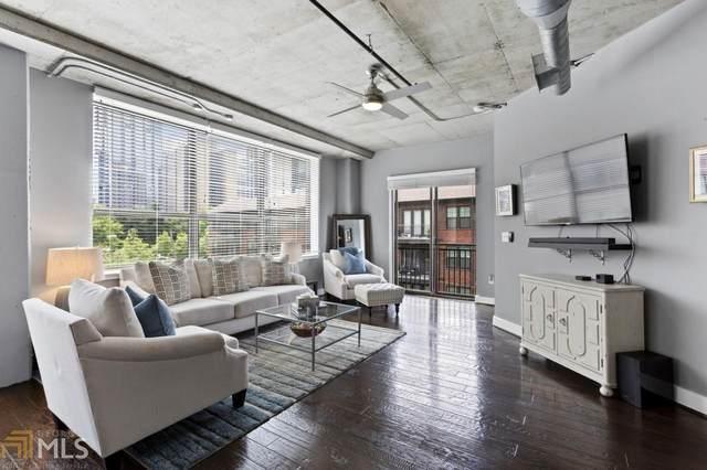 115 W Peachtree Pl #402, Atlanta, GA 30313 (MLS #8989473) :: Athens Georgia Homes