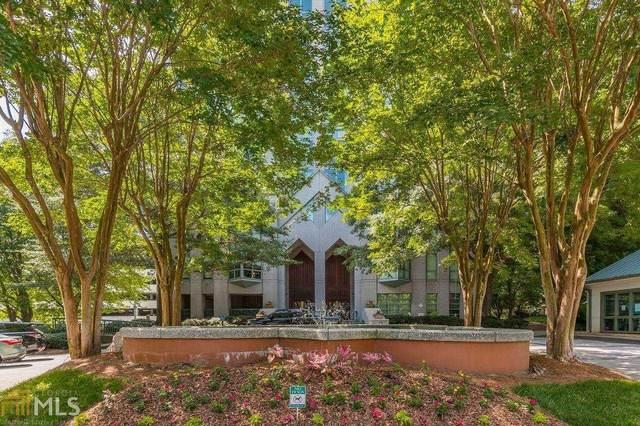 2870 Pharr Court South #1109, Atlanta, GA 30305 (MLS #8989497) :: Team Cozart