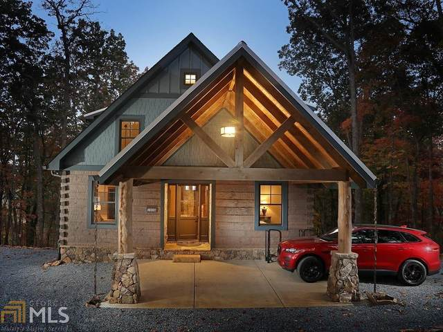 2808 Andes Ridge, Ellijay, GA 30540 (MLS #8989687) :: Houska Realty Group