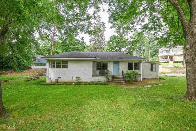 1620 Milledge Ave, Athens, GA 30605 (MLS #8989800) :: Athens Georgia Homes