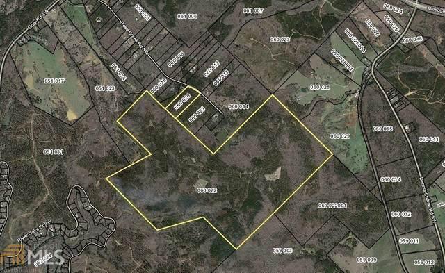 0 Rose Creek Rd, Eatonton, GA 31024 (MLS #8990164) :: Bonds Realty Group Keller Williams Realty - Atlanta Partners