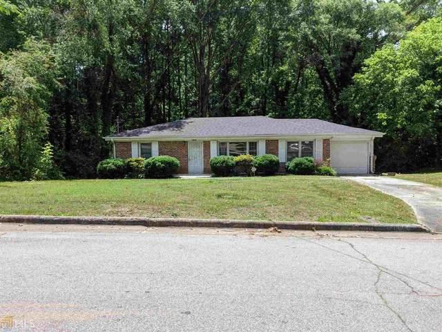 3656 Bolfair, Atlanta, GA 30331 (MLS #8990248) :: Crown Realty Group