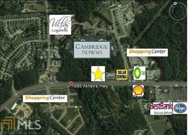 1095 Athens Hwy, Loganville, GA 30052 (MLS #8990285) :: The Heyl Group at Keller Williams