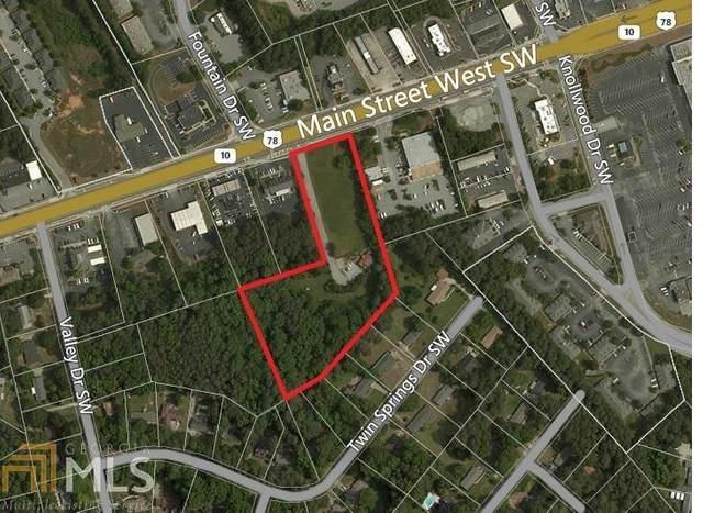 2752 W Main St, Snellville, GA 30078 (MLS #8990299) :: Crest Realty