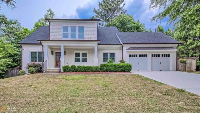 3544 NE Rockhaven Cir, Atlanta, GA 30324 (MLS #8990410) :: Bonds Realty Group Keller Williams Realty - Atlanta Partners