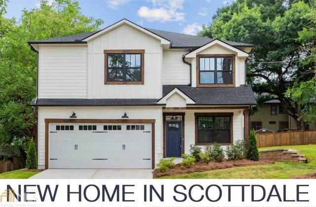 354 Marigna Ave, Scottdale, GA 30079 (MLS #8990553) :: Amy & Company   Southside Realtors