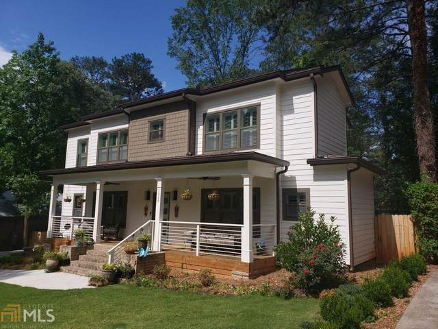 1339 Fenway Cir, Decatur, GA 30030 (MLS #8990621) :: Athens Georgia Homes