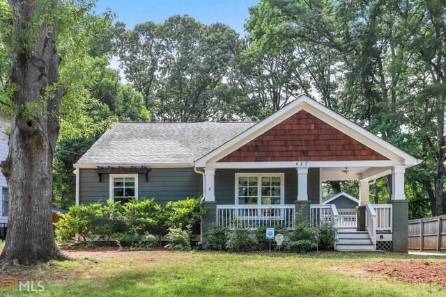 427 Maynard Ter, Atlanta, GA 30316 (MLS #8990630) :: Buffington Real Estate Group