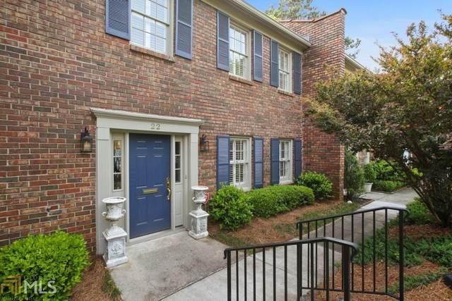 70 Old Ivy Rd #22, Atlanta, GA 30342 (MLS #8990731) :: Houska Realty Group
