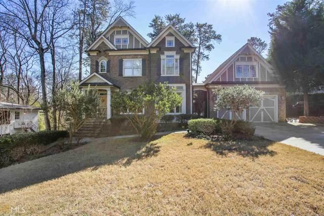 2733 Caldwell Rd, Brookhaven, GA 30319 (MLS #8990799) :: RE/MAX Eagle Creek Realty