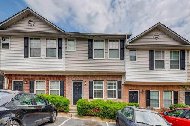 3612 Ginnis Rd #4, Atlanta, GA 30331 (MLS #8990865) :: Athens Georgia Homes