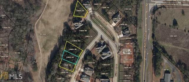 9231 Golfview Cir #18, Covington, GA 30014 (MLS #8990948) :: Houska Realty Group
