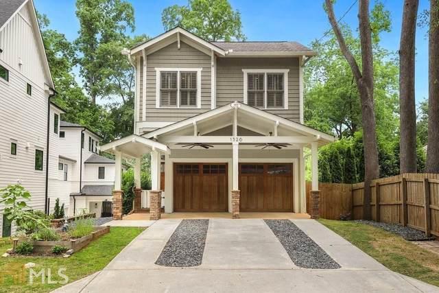 1526 Iverson St, Atlanta, GA 30307 (MLS #8991004) :: Crest Realty