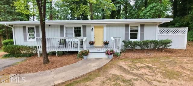 111 Prospect St, Roswell, GA 30075 (MLS #8991152) :: Athens Georgia Homes