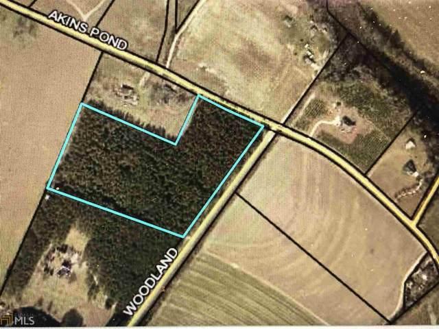 0 Woodland Trl, Statesboro, GA 30461 (MLS #8991315) :: Grow Local