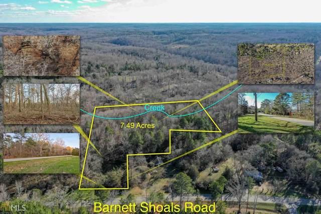 0 Barnett Shoals Rd, Watkinsville, GA 30677 (MLS #8991372) :: Crest Realty