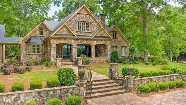 83 Vaughn Rd, Newnan, GA 30265 (MLS #8991441) :: Crest Realty