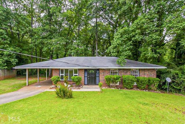 1368 Colony East, Stone Mountain, GA 30083 (MLS #8991497) :: RE/MAX Eagle Creek Realty