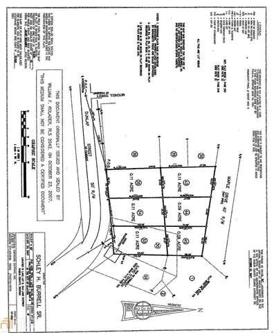 0 Dunlap St, Clayton, GA 30525 (MLS #8991593) :: Bonds Realty Group Keller Williams Realty - Atlanta Partners
