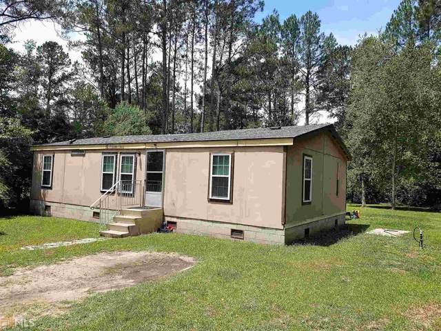 375 Beebe Rd, Springfield, GA 31329 (MLS #8991610) :: RE/MAX Eagle Creek Realty