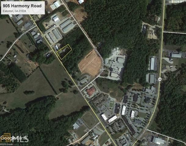 905 Harmony Rd, Eatonton, GA 31024 (MLS #8991645) :: Amy & Company | Southside Realtors