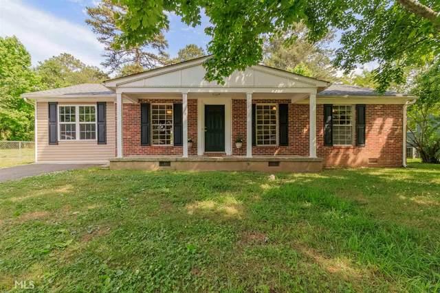 190 Chota Cir, Lafayette, GA 30728 (MLS #8991704) :: Buffington Real Estate Group