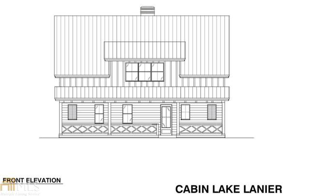 0 Julian Creek Rd, Dawsonville, GA 30534 (MLS #8991753) :: The Huffaker Group