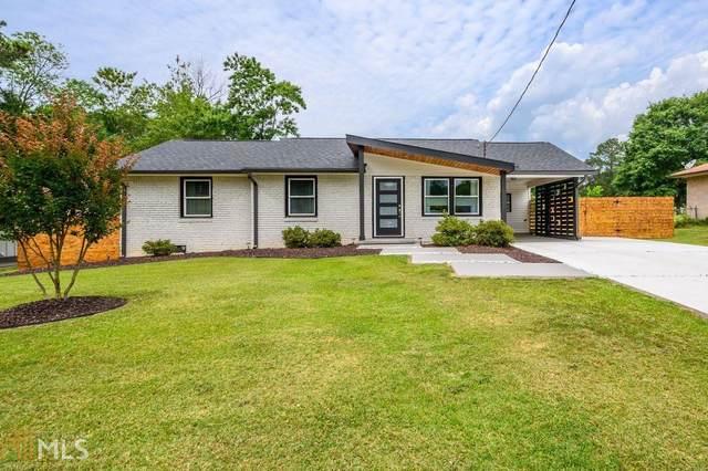 905 King Rd, Jonesboro, GA 30236 (MLS #8992128) :: Crest Realty