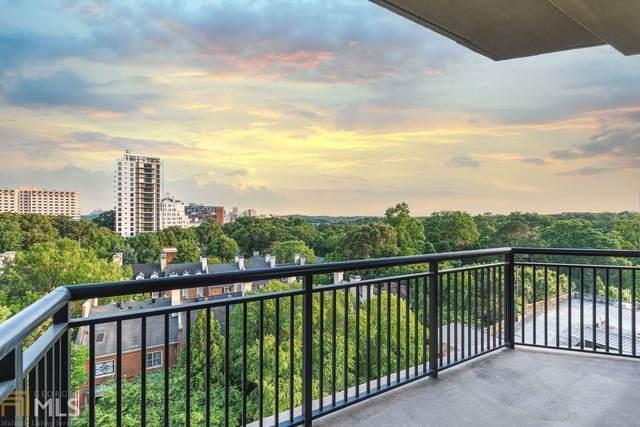 2626 Peachtree Rd #801, Atlanta, GA 30305 (MLS #8992142) :: RE/MAX Eagle Creek Realty