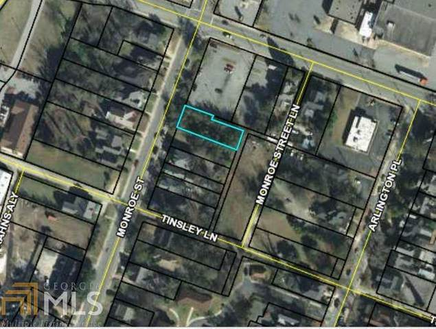 550 Monroe St, Macon, GA 31201 (MLS #8992357) :: Amy & Company | Southside Realtors