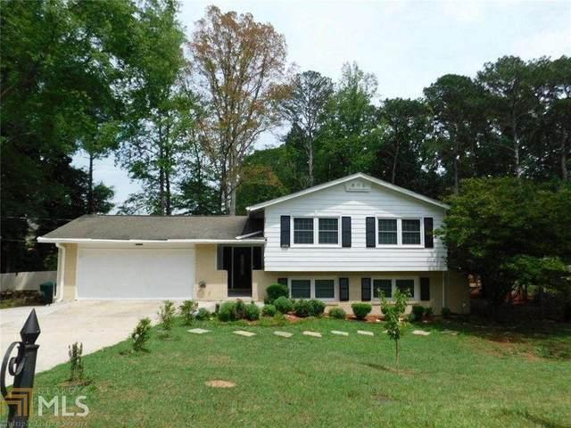2575 Evergreen Trl, Smyrna, GA 30082 (MLS #8992489) :: Athens Georgia Homes