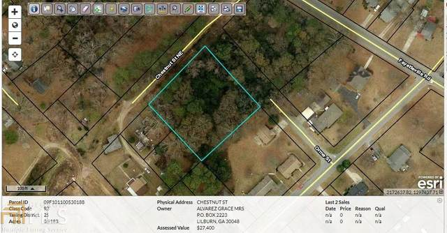 0 Chestnut St, Fairburn, GA 30213 (MLS #8992605) :: Houska Realty Group