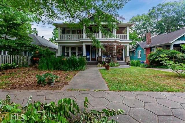 333 Elmira Pl A, Atlanta, GA 30307 (MLS #8992607) :: Athens Georgia Homes